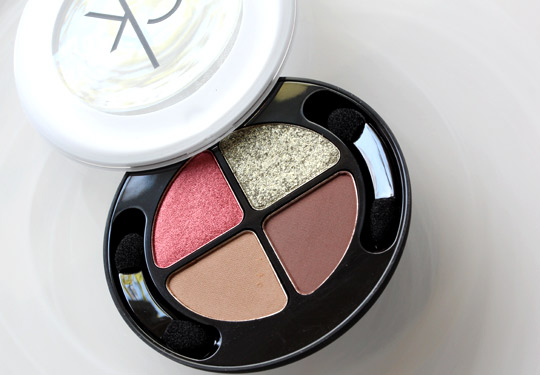 CK One Color Heat Eyeshadow Quad 2