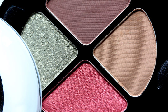 CK One Color Heat Eyeshadow Quad 3