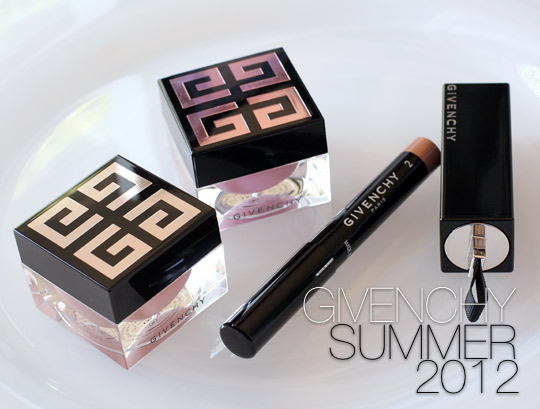 Givenchy Ete A Fleur de Peau Collection for Summer 2012