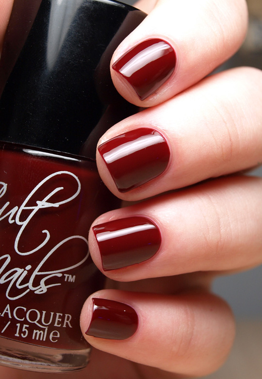 The perfect salon manicure