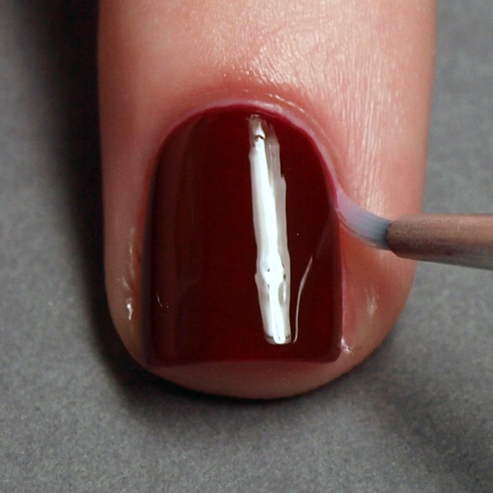 Salon perfect manicure: step 7