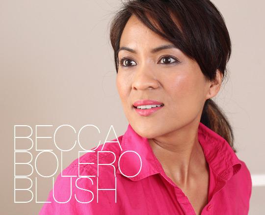becca bolero blush