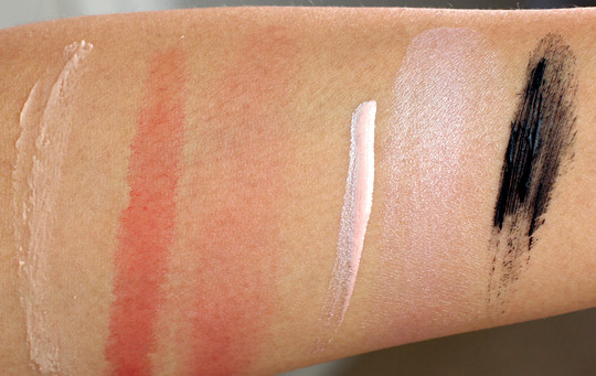 benefit rare beauty swatches