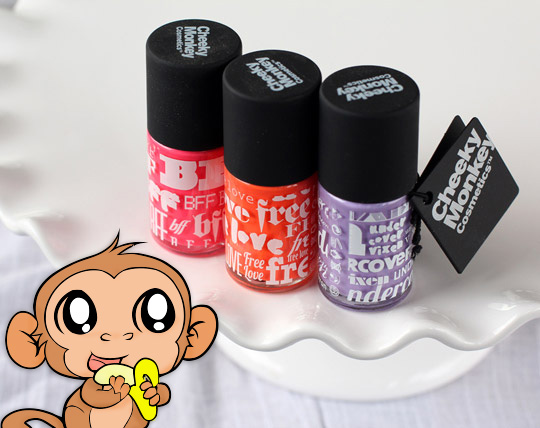 Cheeky Monkey Cosmetics