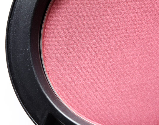 mac breezy sheertone shimmer blush