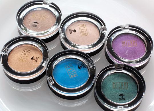 milani powder eyeshadows 2