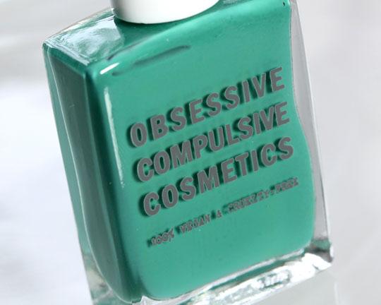 obsessive compulsive cosmetics chlorophyll