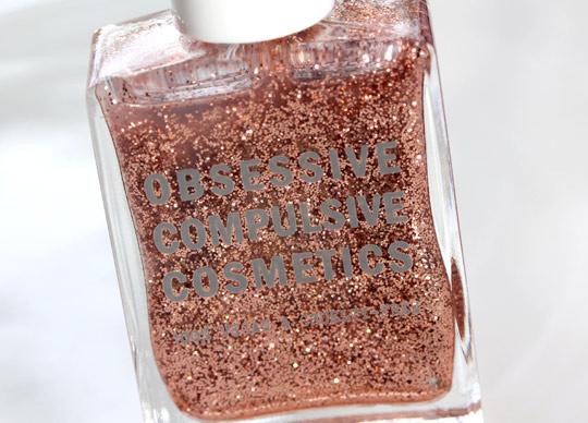 obsessive compulsive cosmetics copperhead