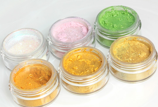 obsessive compulsive cosmetics the garden loose colour concentrates 2