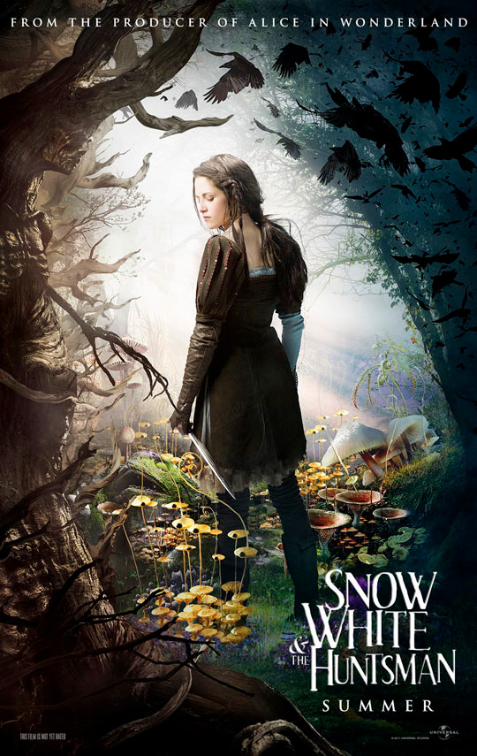 Benefit Cosmetics Snow White & The Huntsman