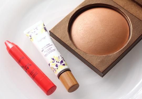tarte body bronzer spirited lipsurgence