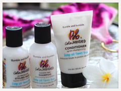 Bumble and Bumble Color Minded Line