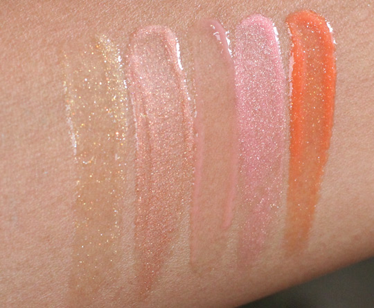 dior ultra gloss flash swatches