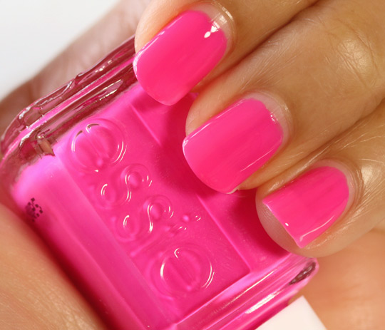 Essie Poppy Razzi Nail Polish Collection For Summer 2012