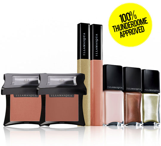 Illamasqua Naked Strangers Collection