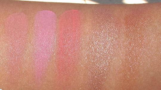laura mercier belle nouveau lip print creme lip color swatches