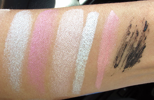 laura mercier summer jewels swatches