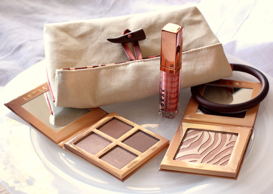 A Safari of Shimmer Awaits Cheeks, Lips and Eyes Wearing the LORAC Wild for TANtalizer Collection