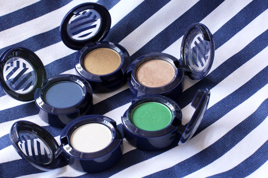 I Think the MAC Hey, Sailor! Eyeshadows Are Anything But Boring