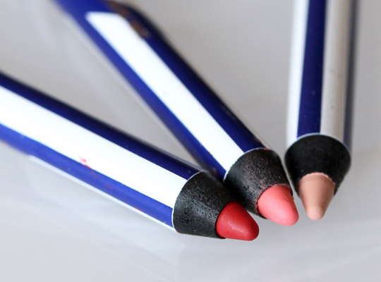 mac hey sailor pro longwear lip pencils