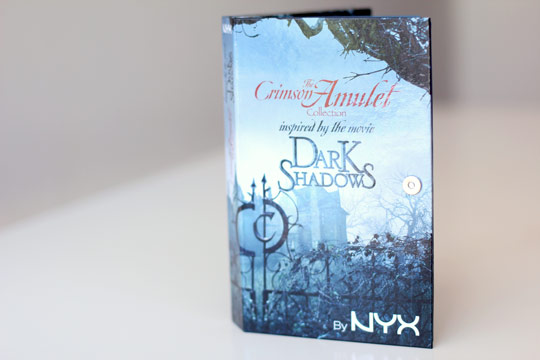 nyx crimson amulet dark shadows front