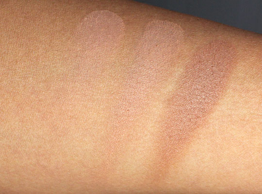 In the Bronzer Olympics, the NYX Matte Bronzers Get the Gold