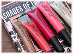 Smashbox Shades of Fame Lipgloss Set