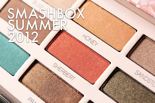 smashbox shades of fame