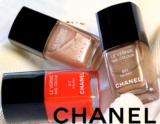 summertime de chanel les vernis nail colour