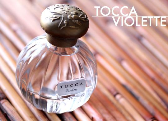 Bonjour, Mon Amour: With Tocca Violette Eau de Parfum, It's Chic to Be Shy
