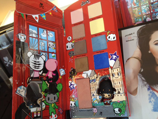 tokidoki love from london open