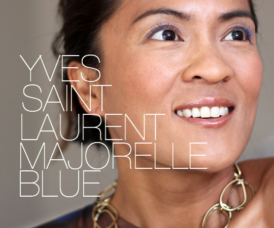 yves saint laurent majorelle blue