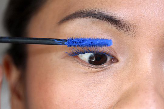 Yves Saint Laurent Majorelle Blue Volume Effet Faux Cils Waterproof Mascara Makes Sad Lashes Happy About Blue
