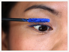 Yves Saint Laurent Majorelle Blue Volume Effet Faux Cils Waterproof Mascara