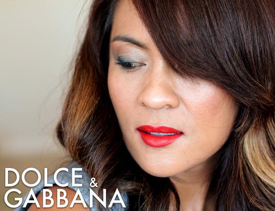 Dolce & Gabbana Chic Italian Monica 160