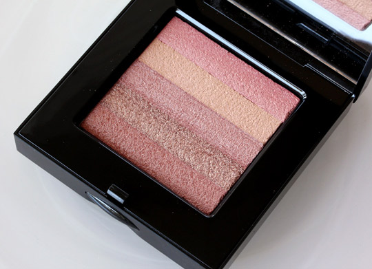 bobbi brown rose gold shimmer brick