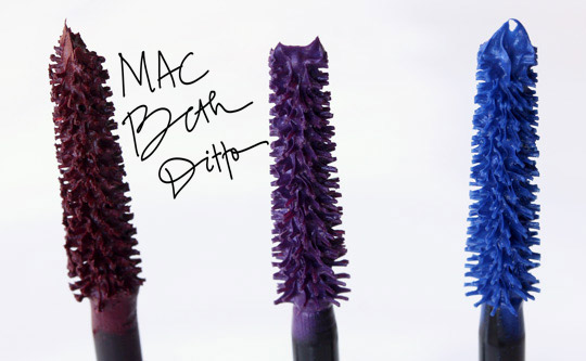mac beth ditto zoom lash mascara review