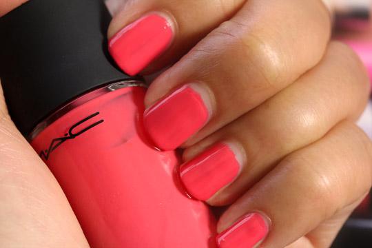 mac nail lacquers like baskinrobbins the new permanent