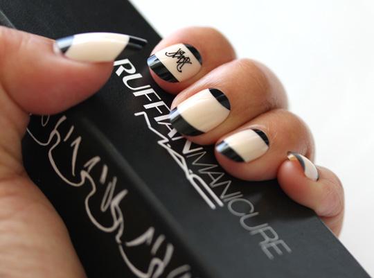 mac ruffian manicure spectator