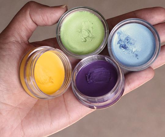 make up for ever aqua creams 23 24 25 26