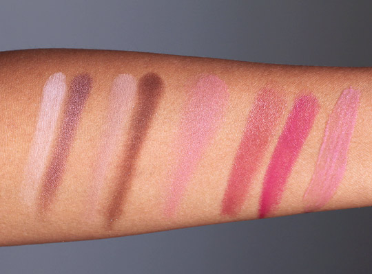 simply vera vera wang cosmetics swatches