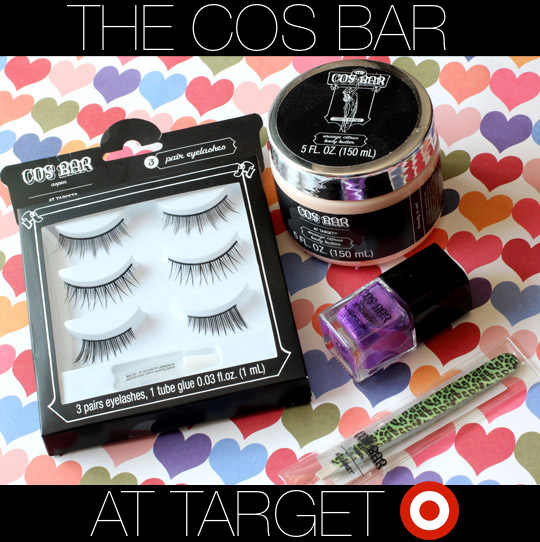 The Cos Bar Target Giveaway