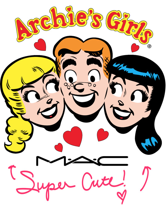 mac archies girls spring 2013
