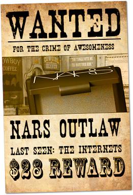NARS Outlaw Blush