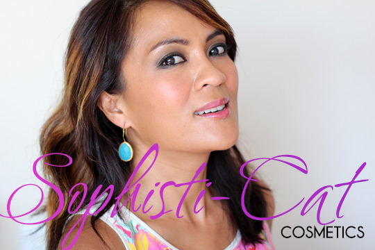 sophisti-cat cosmetics celebrate liquid lips