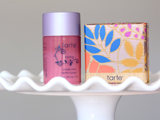 tarte loving cheekstain just deserts
