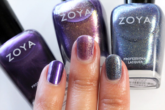 Zoya Diva Collection in Suri, Daul and Feifei