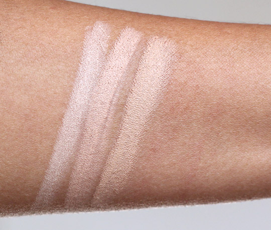 Rouge Bunny Rouge Naked Disguise Glide Concealer swatches
