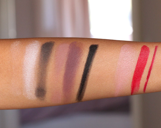 artdeco dita von teese classics collection swatches