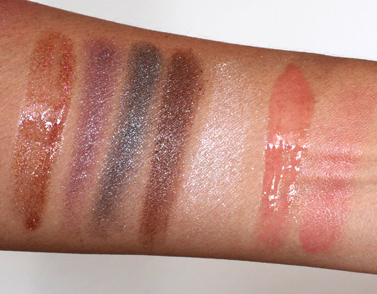 givenchy acoustic colors fall 2012 swatches